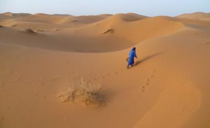 desert sahara maroc