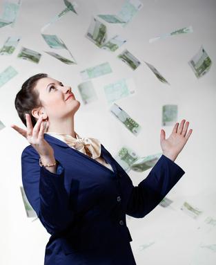 devenir millionnaire du jour au lendemain