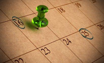 calendrier nouveau projet
