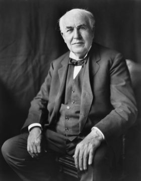 Les meilleures citations de Thomas Edison