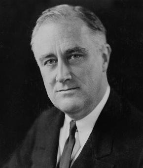 Les meilleures citations de F. D. Roosevelt