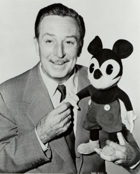 Les meilleures citations de Walt Disney