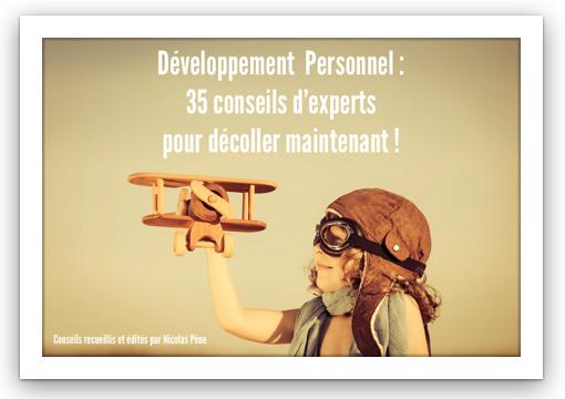 35 conseils d'experts en développement personnel