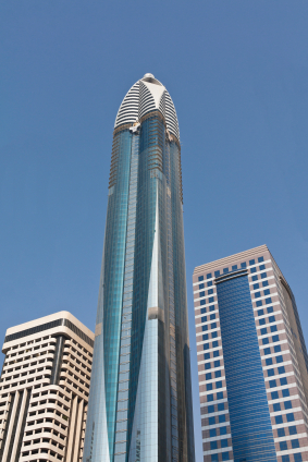 L'hôtel Rose Tower à Dubai