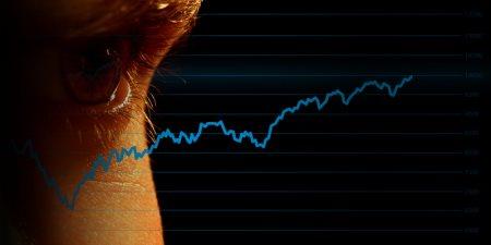 tendance graphique bourse