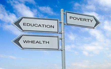 Comment se sortir de la pauvreté et reprendre le dessus