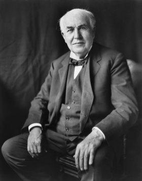 Les meilleures citations de Thomas Edison