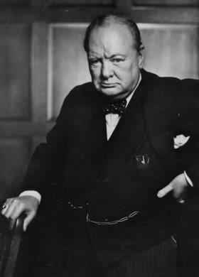 Les meilleures citation de Winston Churchill
