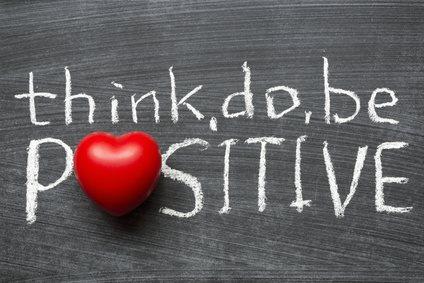 comment positiver dans la vie